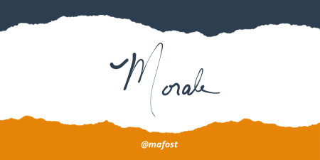 Morale Boosters Mafost Blog 169 Title