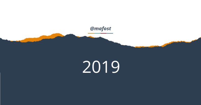 Year in Review 2019 - The Mafost Monthly Blog for Principals and School Leaders